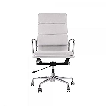 Aluminum Highback Style Management Genuine Group Eames Chair With nm8v0Nw