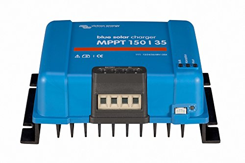 Victron BlueSolar 150 35 MPPT Charge Controller – 35 Amps 150 Volts