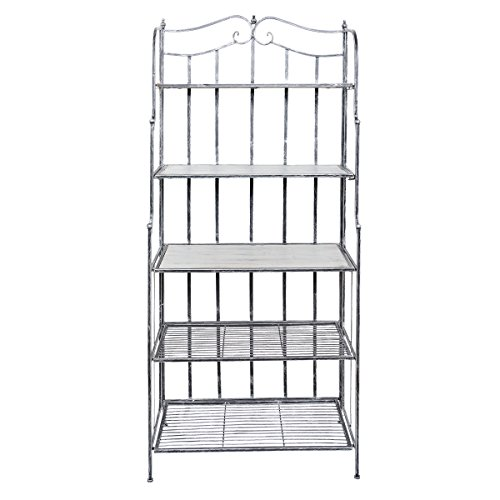 Old Dutch 611BP Montclair Bakers Rack, 30