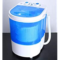 DFS Premium 4.5 kg Portable Mini Washing Machine with Dryer Basket (1 Yr Warranty)(Summer Offer : Free Pocket Card Mobile Holder & Free 18 in 1 Pocket Card Tool)