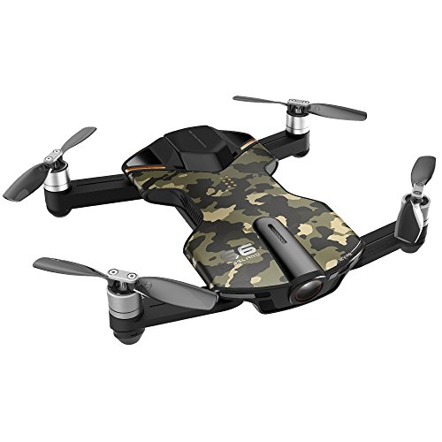 Wingsland S6 (Outdoor Edition) Camo Mini Pocket Drone 4K Camera by Wingsland