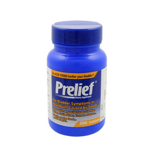Prelief 300 Caplets (Pack of 2) from Prelief