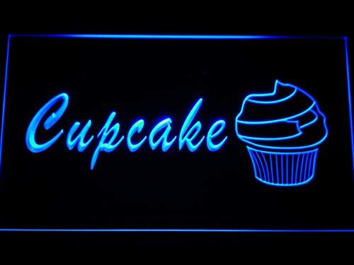 ADVPRO Cartel Luminoso m106-b Cupcake Cafe Neon Light Sign ...