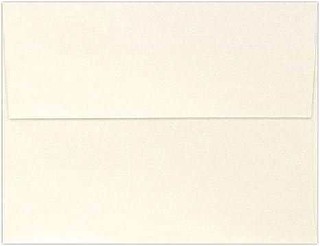 photo regarding Envelope Printable identify LUXPaper A4 Invitation Envelopes for 4 x 6 Playing cards inside 80 lb. Champagne Steel, Printable Envelopes for Invites, 50 Pack, Envelope Dimension 4 1/4 x 6