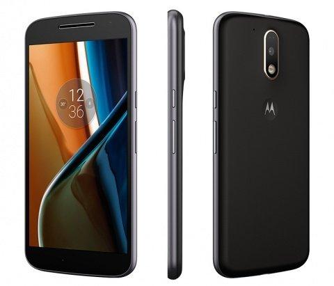 Motorola Moto G4 XT1621 5.5'' 16GB 2GB RAM 4G LTE DUAL SIM GSM Factory Unlocked (International Version) by Motorola (Image #3)