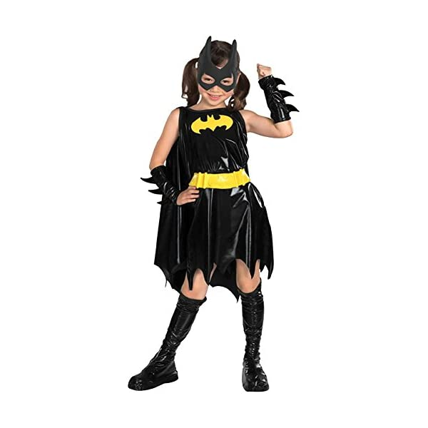 Sales4ya Kids Costume Batgirl Child Sm Halloween Costume Child Small