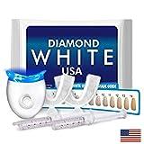 3D Teeth-Whitening Kit with Lifetime Gel Refills from Diamond White USA