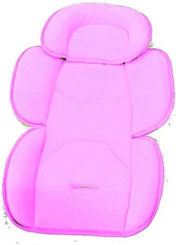 Sweet Baby Softy Maxi Reductor de asiento con cabezal extra/íble para reci/én nacidos rosa Rosa