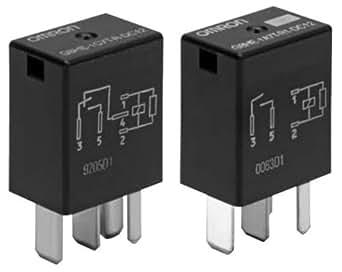automotive relays mini iso auto relay 12vdc 1 piece industrial scientific. Black Bedroom Furniture Sets. Home Design Ideas