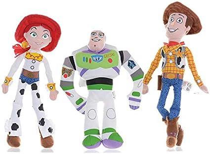 """Jessie New Toy Story 8/"""" Soft Plush Toy Posh Paws 22610"""