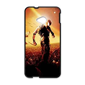 Riddick For HTC One M7 Csae protection Case DEQ507319