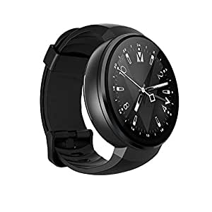 Amazon.com: LOKMAT L28 4G LTE Smart Watch Phone Android 1GB+ ...