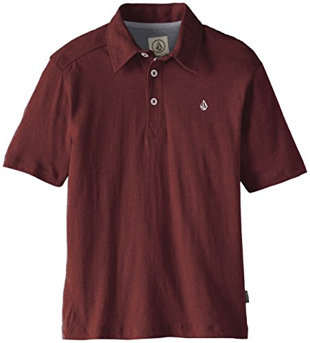 Volcom Big Boys' Wowzer Youth Polo Shirt
