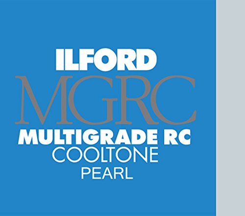 (Ilford Cooltone MGRC Pearl 8x10 inches (20.3x25.4 centimetres) 100 Sheets)