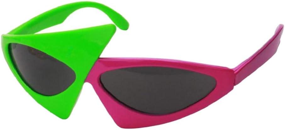 Baoblaze Lustige Partybrille Spa/ßbrille Sonnenbrille Mottobrille Karneval Fasching Halloween Kost/üm Selfie-Requisit EIS am Stiel