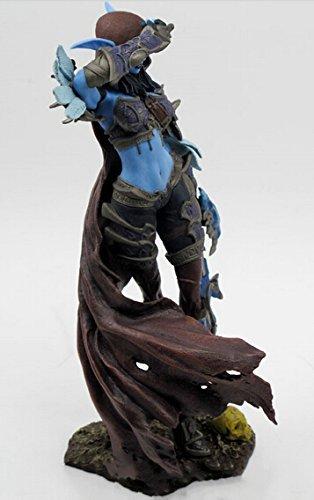World of Warcraft Figure WOW Series 6 Forsaken Queen Sylvanas Windrunner Action Figure