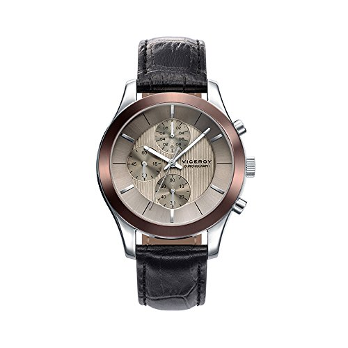 Viceroy 42295-47 Gray Magnum Watch