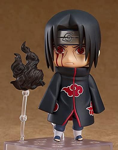 RKJOO Naruto Q Version Nendoroid Uchiha Itachi Doll