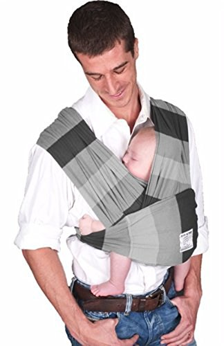 Baby K'tan Baby Carrier - S - Nifty Shades of Grey