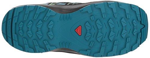 Trailrunning Deep J Lagoon Onlime Salomon Unisex Black Lime Kinder 3D Pro Schuhe Schwarz Synthetik Textil XA nqOY7XOWw