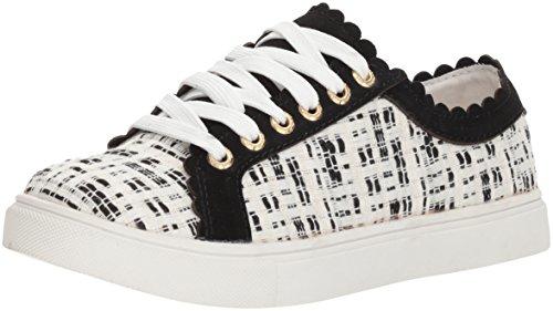Black & White Boucle - 1