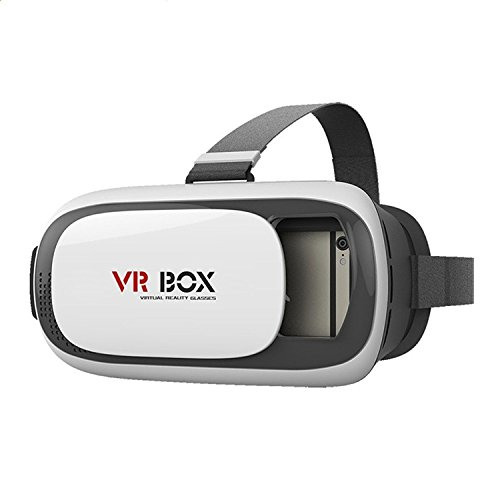 ANRANK VR203DAK 3D VR BOX 2.0 Virtual Reality Headset Virtual Video Glasses for iPhone 6s 6 Plus Samsung Galaxy IOS Android Cellphones