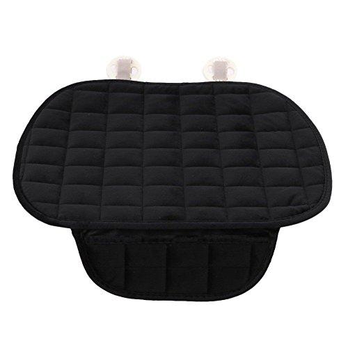 UNAKIM--Auto Car Winter Sponge Plush Anti Slip Car Seat Cover Lattice Cushion Mat - Denver Shopping In Mall Best