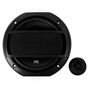 MTX TNS65 altavoz audio - Altavoces para coche (2-way, 54 - 20000 Hz, 89 Db, 13 mm, 50.8 mm)