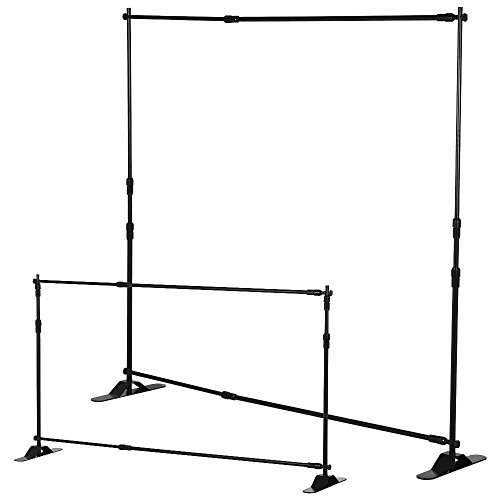 8 x 8 banner stand - 5