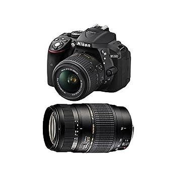 Nikon D5300 + 18-55 VR + TAMRON 70-300 DI: Amazon.es ...