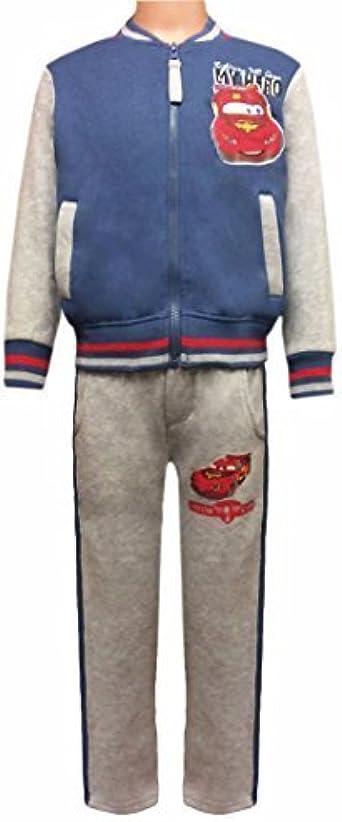 Disney Cars Rayo Mcqueen Infantil Chándal chándal - Gris, 98cm, 2 ...
