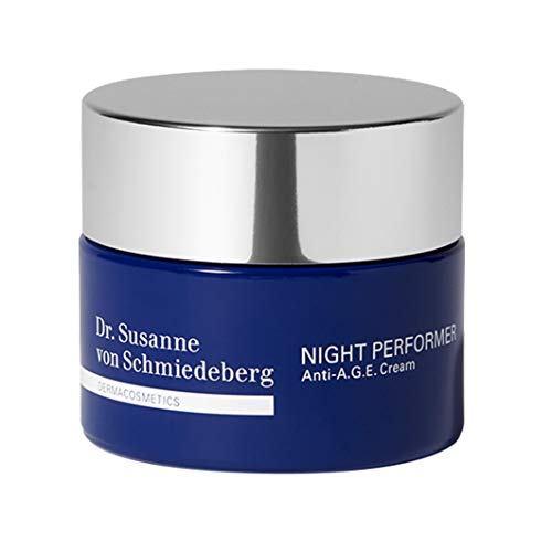 Night Performer L-Carnosine Anti-A.G.E. Cream – Nacht- & Anti-Aging Pflege – 1 x 50 ml