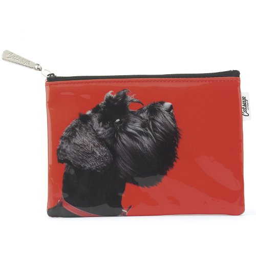 Extragifts Jellycat Kleine Tasche Flat Bag - Terrier