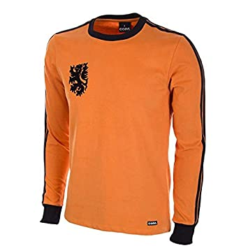 COPA Football - Camiseta Retro Holanda 1977 (XXL)