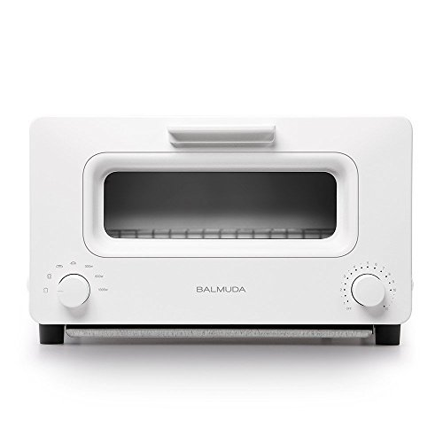 Steam oven toaster BALMUDA The Toaster K01A-WS (White)