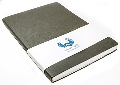 Leda Art Supply 160 Pages Softbound Cover Sketchbook for Artists  ()