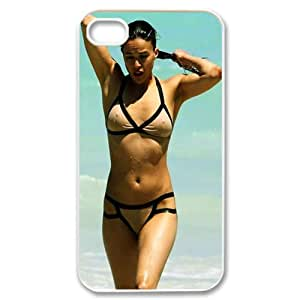michelle rodriguez Hard back cover case fit for Apple Iphone 4 4S