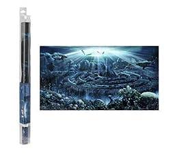 Hydor H2Show Atlantis Background & Application Gel, 31.5\
