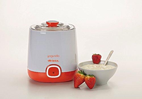 Ariete 621/1 Yogurella Yogurtiera Elettrica con Accessorio per Yogurt Greco