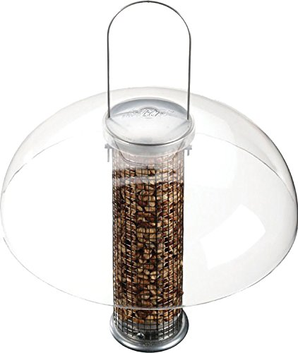 ASPECTS 281 Tube Top Clear Protective Weather Dome Made From UV Stabilized Polycarbonate, 12 inch diameter