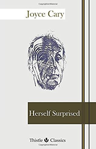 book cover of Herself Surprised