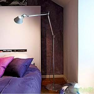 FidgetFidget Floor Lamp Contemporary Adjustable Standard Lamp Light Lighting