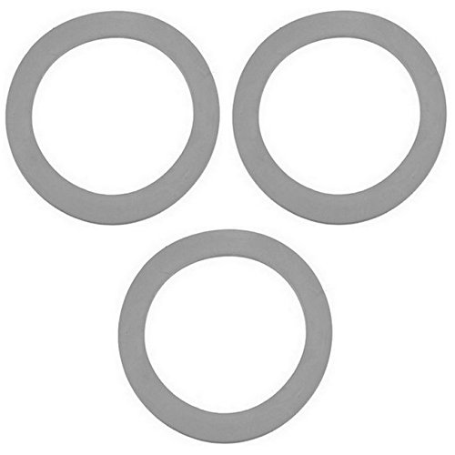 Univen Blender O-ring Gasket Seal for Oster & Osterizer Blenders Made in USA 3 Pack ()