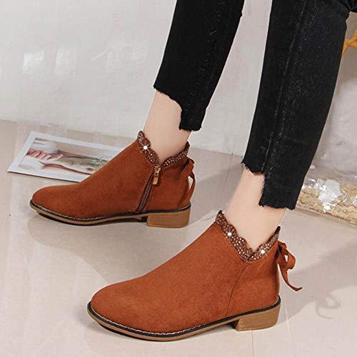 Coupe Dames Femmes Taille Chaussures Ample Pour Bottes D'quitation 3 qxtTwSPqf