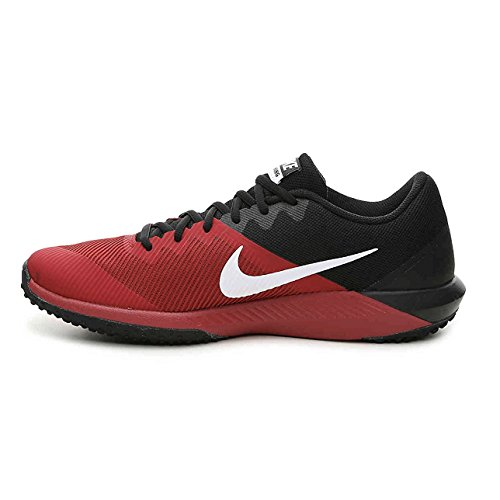 Retaliation Black NIKE Trainer tough Cross Men's Red White 75xZqAw