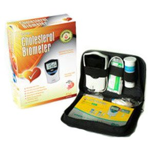 QU187 - Cholesterol Chek Meter Kit by Quest Products Inc