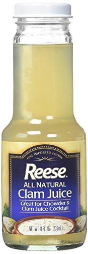 Reese Clam Juice - 8 Ounces