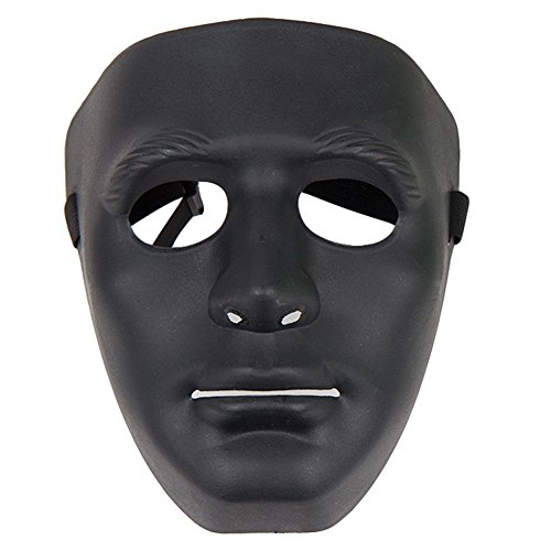 [chendongdong Hiphop Jabbawockeez Mysterious Mask Cosplay Costume Party Mask] (Jabbawockeez Costumes Halloween)