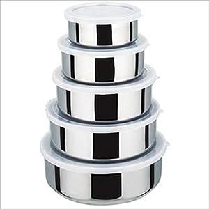 15 Piece Stainless Steel Kitchen Set