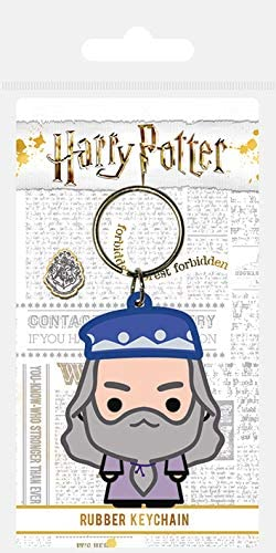 Funko Pop Keychain Harry Potter - Llavero Dumbledore Chibi ...